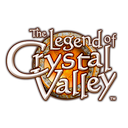Logo for The Legend of Crystal Valley