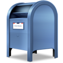 Logo for Postbox Express