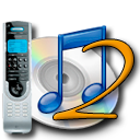 Logo for iTunes Controller Lite