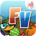 Logo for FarmVille by Zynga