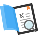Kindle Previewer logo