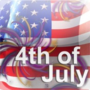 Logo for iAmAmerican 4th of July Edition