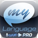 Logo for myLanguage Pro