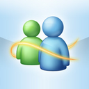 Logo for Windows Live Messenger