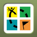 Logo for Geocaching