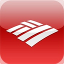 Logo for Bank of America - Mobile Banking