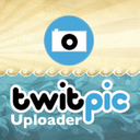 Logo for TwitPic Uploader