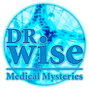 Logo for Dr. Wise - Medical Mysteries