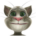 Talking Tom Cat logo