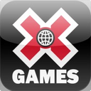 Logo for X Games 16 Mobile App
