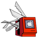Logo for Mac Army Knife