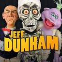 Logo for The Jeff Dunham iPhone Application