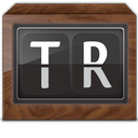Logo for TrackRecord