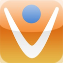 Vonage Mobile for iPhone logo