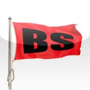 Logo for BS Flag