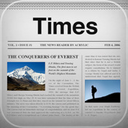 Logo for Times for iPad