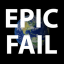 Logo for EPIC FAIL