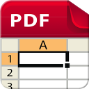 Logo for PDF to Spreadsheet Pro