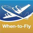 Logo for FareCompare When-to-Fly Airfare Alerts