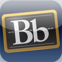 Blackboard Mobile Learn for iPhone logo