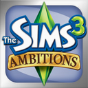 Logo for The Sims 3 Ambitions