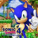 Sonic The Hedgehog 4: Episode I logo