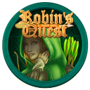 Logo for Robin's Quest: A Legend Born