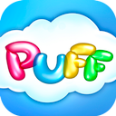 Logo for Puff Deluxe