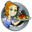 Cooking Dash - DinerTown Studios logo
