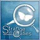 Logo for Strange Cases: The Tarot Card Mystery