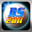 Logo for Baseball Superstars 2011