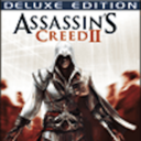 Logo for Assassin's Creed 2 Deluxe Edition