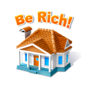 Be Rich logo