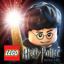 Logo for LEGO Harry Potter: Years 1-4