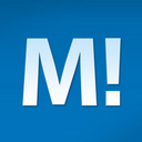 Logo for Mashable! for iPad