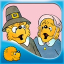 The Berenstain Bears Give Thanks logo