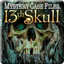 Logo for Mystery Case Files: 13th Skull CE