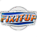 Logo for Fix-it-up: Kates Adventure