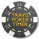 Logo for Travis Poker Director