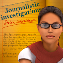 Journalistic Investigations: Stolen Inheritance logo