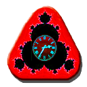 Logo for Fractal Time Calculator