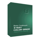 Boris Continuum 3-Way Color Grade Unit logo