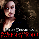 Logo for Penny Dreadfuls Sweeney Todd