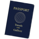 Logo for Travels with Gulliver
