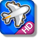 Flight Control HD logo