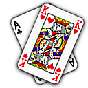 Logo for Solitaire Greatest Hits