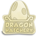 Logo for Dragon Hatchery