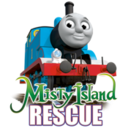 Thomas & Friends Misty Island Rescue logo