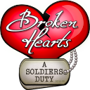 Broken Hearts: A Soldier's Duty logo