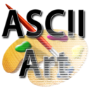 ASCII Art icon